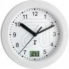 TFA Badezimmer-Funkuhr TFA 60.3501 325135