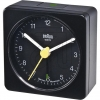 BRAUN Quarz-Wecker Braun 66000 schwarz BNC 002 326440