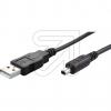 EGBUSB-Kabel Stecker-Stecker A auf Mini 4