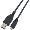 EGBUSB-A Stecker auf USB-B Microst. 0,5m
