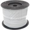eku Kabel & SystemeZwillingsleitung 2x0,75 weiß 100m Spulen BauPVO-EN 50575/Bra->Preis für 100 Meter!EUR 0.48 je Meter