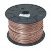 eku Kabel & SystemeZwillingsleitung 2x0,75 transparent 100m Spulen BauPVO-EN 50->Preis für 100 Meter!EUR 0.48 je Meter