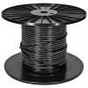 eku Kabel & SystemeZwillingsleitung 2x1 schwarz 100m Spulen BauPVO-EN 50575/Bra->Preis für 100 Meter!EUR 0.57 je Meter