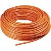 General Cavi S.P.A.Flexipur Schlauchleitung H07BQ-F 3x1,5 orange 50m Ringe->Preis für 50 Meter!EUR 2.44 je Meter