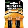 DuracellMicro Plus Power 81478455 018457->Preis für 4 STK!EUR 0.66 je STK