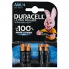 DuracellMicro Ultra Power002692 LR03/MX2400->Preis für 4 STK!EUR 0.81 je STK