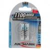 AnsmannNiMH-Akku Micro AAA 1050 mAh 5035222->Preis für 2 STK!EUR 3.43 je STK