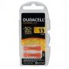 DuracellHörgerätebatterie 13 (PR48) 96077566 6-er Pack->EUR 0.59 je St