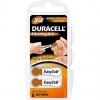 DuracellHörgerätebatterie 312 (PR41) 96077573 6-er Pack->EUR 0.59 je St
