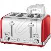 ProfiCook4 Scheiben-Toaster ProfiCook PC-TA 1194 rot