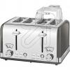 ProfiCook4 Scheiben-Toaster ProfiCook PC-TA1194 anthrazit