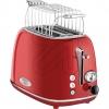 ProfiCook2 Scheiben-Toaster ProfiCook PC-TA 1193 rot