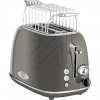ProfiCook2 Scheiben-Toaster ProfiCook PC-TA1193 anthrazit