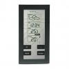 TechnolineWetterstation WS 9215-IT schwarz/Silber Technoline