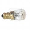 EGB Backofen-Birnenlampe E14 15W klar max. 300° 503400