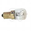 EGB Backofen-Birnenlampe E14 25W klar max. 300° 503410