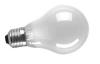 EGB Allgebrauchslampe E27 40W/230V matt EAN 402723 510315L