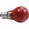 NCCAllgebrauchslampe E27 25W rot