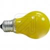 NCCAllgebrauchslampe E27 25W gelb