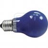 NCCAllgebrauchslampe E27 25W blau