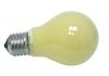 LEUCIAllgebrauchslampen E27/230V farbig gelb 15W