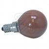 LeuciTropfenlampen farbig E14/230V rot 25W (283157)