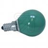 LeuciTropfenlampen farbig E14/230V grün 25W