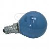 LeuciTropfenlampen farbig E14/230V blau 25W(283430)