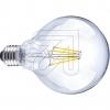 TS-ElectronicLED-Globeform E27 7W klar 95mm 37-22507 dimmbarEEK:A++