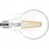 PhilipsClassic LEDglobe 8-60W E27 827 G93 kl. FIL DIM 81431400 (575EEK:A+