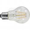 SigorLED-Filament Lampe E27 8W klar 1050lm 6110601 / 6130301EEK:A++