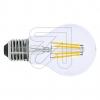 Sigor6145801 LED-Filament-Lampe Sensor E27 4W 470lm 2700K 300° klarEEK:A++
