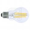 Sigor6145901 LED-Filament-Lampe Sensor E27 6,5W 806lm 2700K 300° klarEEK:A++