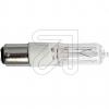 EGB640100190-1 Halogen lamp Ba15d 105W 1900lm 2800K 360 ° clearEEK:D