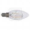 EGBFilament Kerzenlampe klar E14 2,5W 270lm 2700KEEK:A++