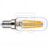 EGBFilament Röhrenlampe klar E14 4W 425lm 2700K Dm25xL78mmEEK:A++/Garantie 3 Jahre