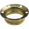 ElectroplastFassungs-Ring E14 messing->Preis für 5 STK!EUR 0.49 je STK