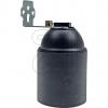 ElectroplastE 27 ISO-Fass.Metallwink. Iso-Fassung mit Glattmantel, Metal