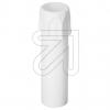 ElectroplastKerzen-Hülse E14 Tropfen/weiß->Preis für 5 STK!EUR 0.35 je STK