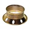 ElectroplastFassungs-Ring E27 messing->Preis für 5 STK!EUR 0.65 je STK