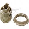 ElectroplastHochvolt-Fassung G9, Aussengewinde 21mm mit Schraubring->Preis für 5 STK!EUR 2.05 je STK