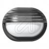 Performance LightingLED-Wand- und Deckenleuchte schwarz IP44 3000K 6,5W 3100208EEK: A-A++ (LED)