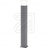 TRIOLED-Pollerleuchte IP44 3000K 4W silber 420060187EEK: