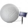 esotec GmbHLED Solar Leuchtkugel Mega-Stone 40 106021 (106060)