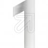 LCD GmbHHausnummer edelstahl 1 HSE1