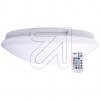 EGBLED RGB+WW-Kunststoffleuchte IP44 D330mm 18W 1350lm bei 3000EEK: A-A++ (LED)