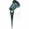TS-ElectronicStrahler GU10 mit Erdspieß grün 46-29414EEK: E-A++