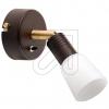 KPMHV-Metall-Strahler 1flg rostfarben 15191/9-21EEK: E-A++