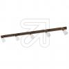 KPM HV-Metall-Strahler 5flg rostfarben 15198/9-21 630490