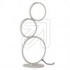 TRIOLED-Tischleuchte weiß Rondo 3000K 14,4W 522610331EEK: A-A++ (LED)